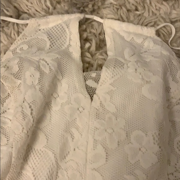 Hollister Dresses & Skirts - Small White dress
